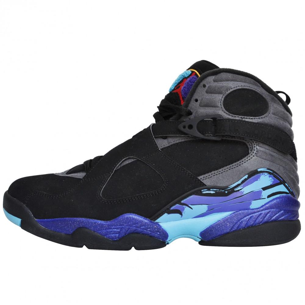 Nike Air Jordan 8 (Aqua)