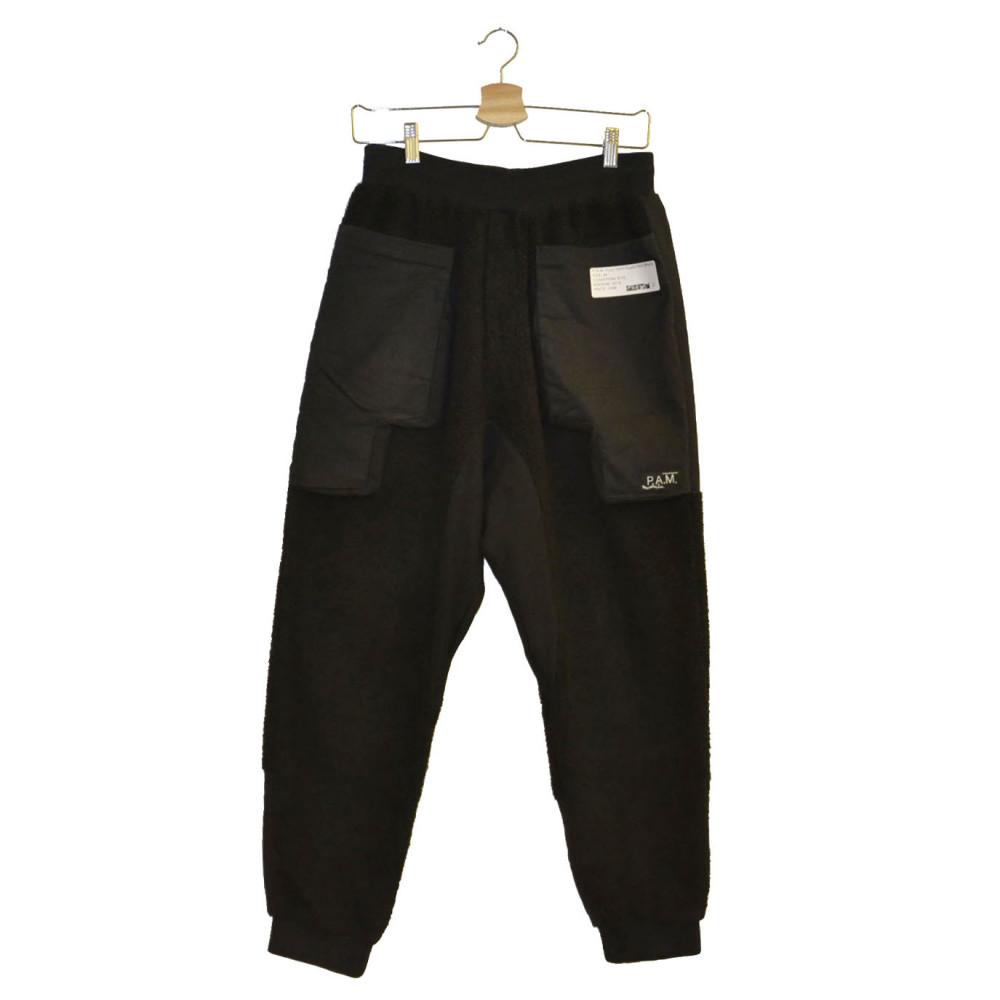P.A.M. Fuzz Tech Duplo Pant (Black)