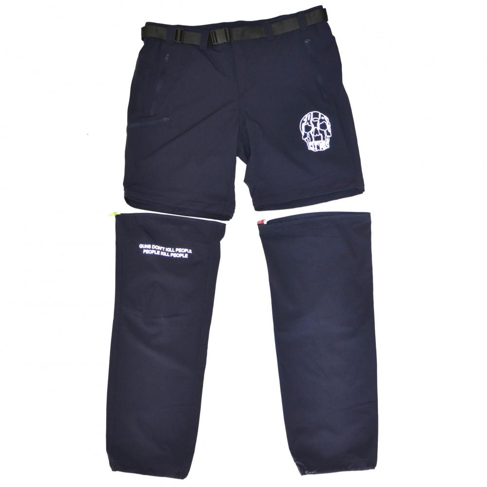 Freak Skull Logo Shorts/Pants (Navy)