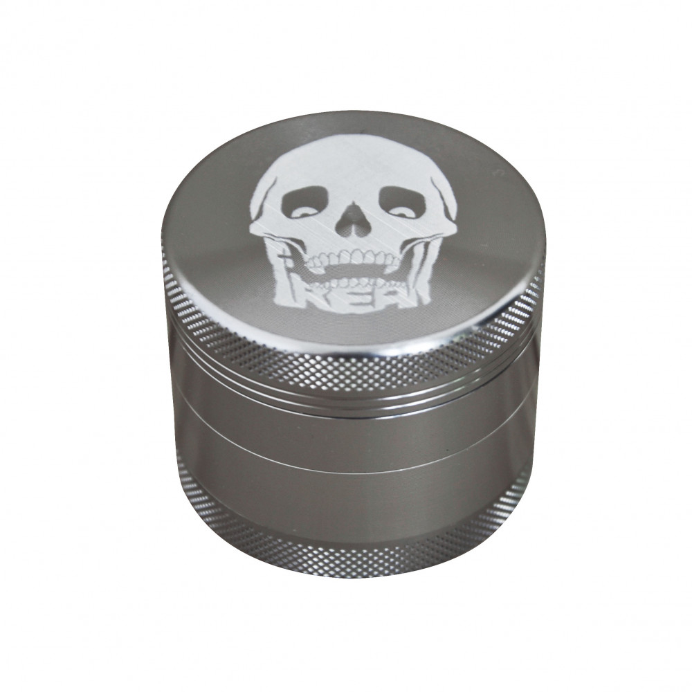 Freak Skull Grinder (Silver)