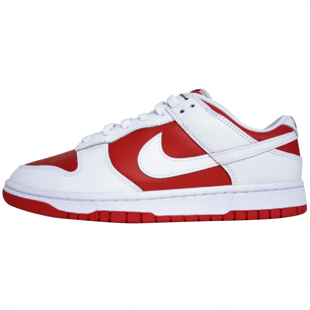 Nike Dunk Low (University Red)