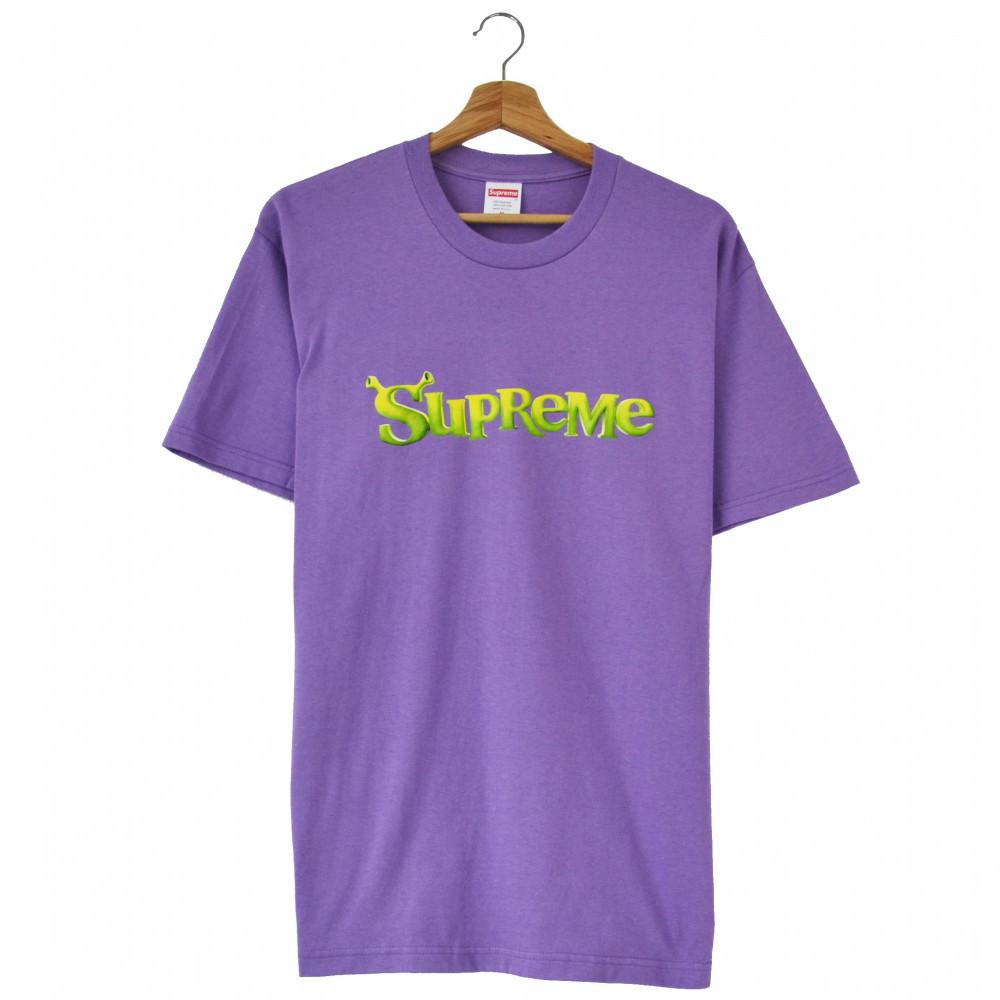 Supreme Shrek Tee (Purple)