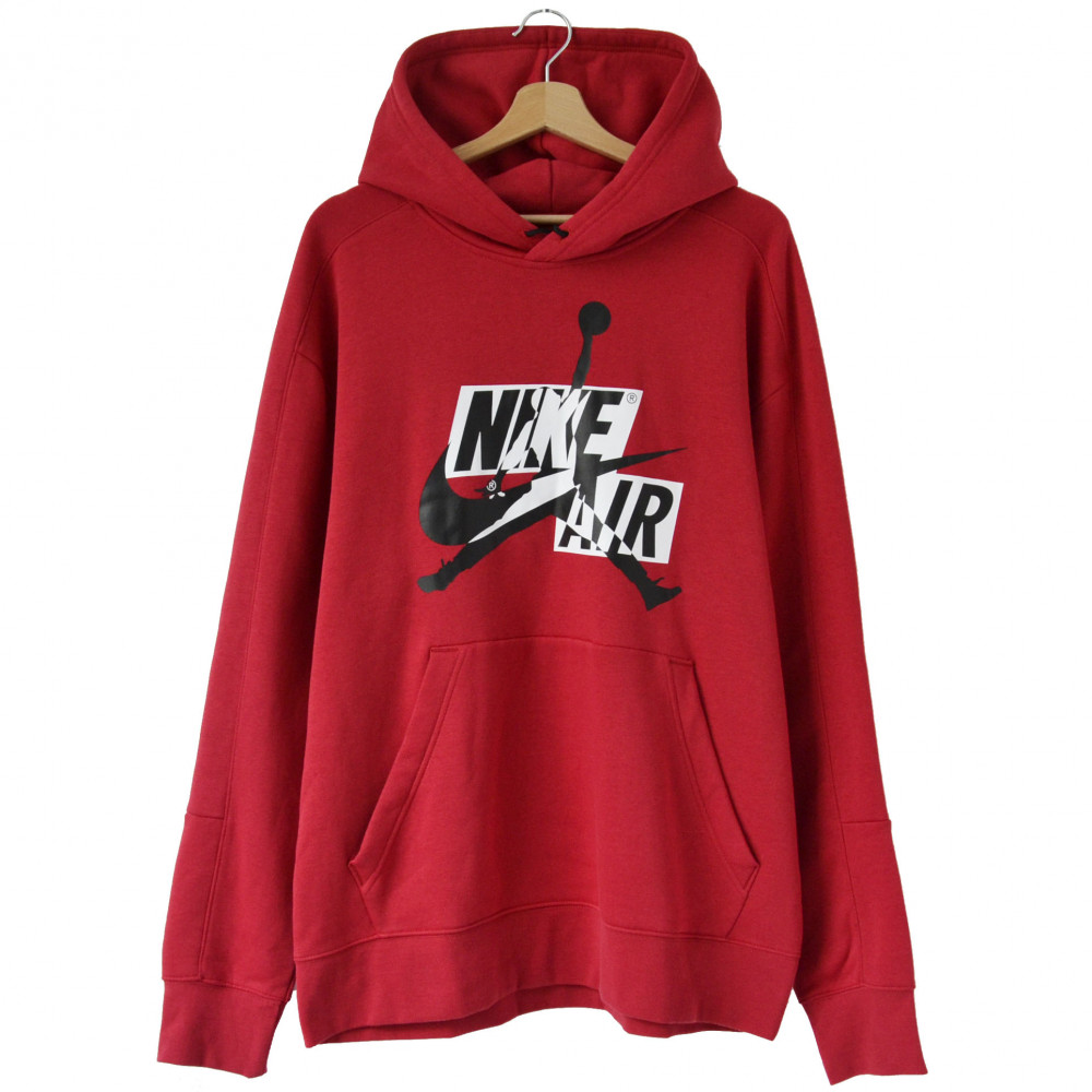 Nike Air Jordan Hoodie (Red)