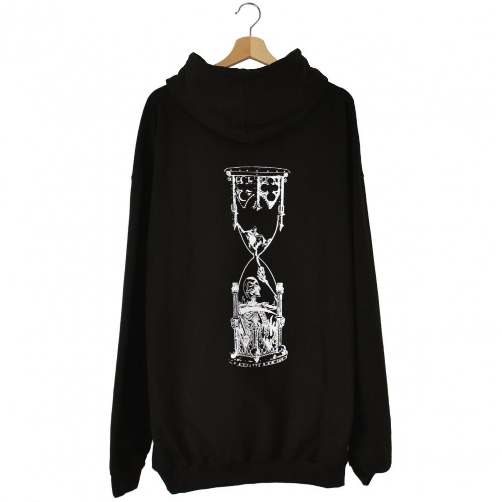 Freak Hourglass Hoodie (Black)