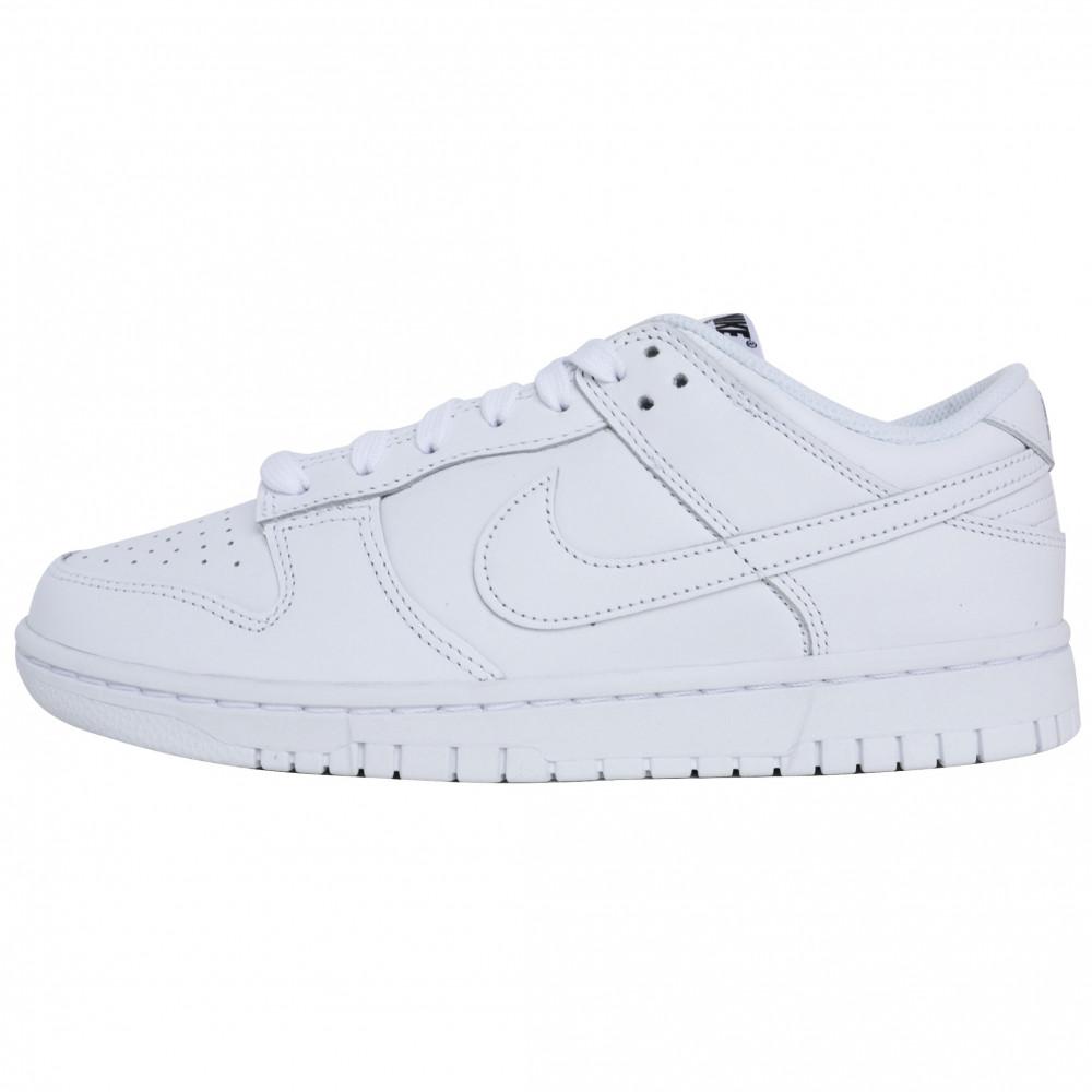Nike Dunk Low (Triple White)