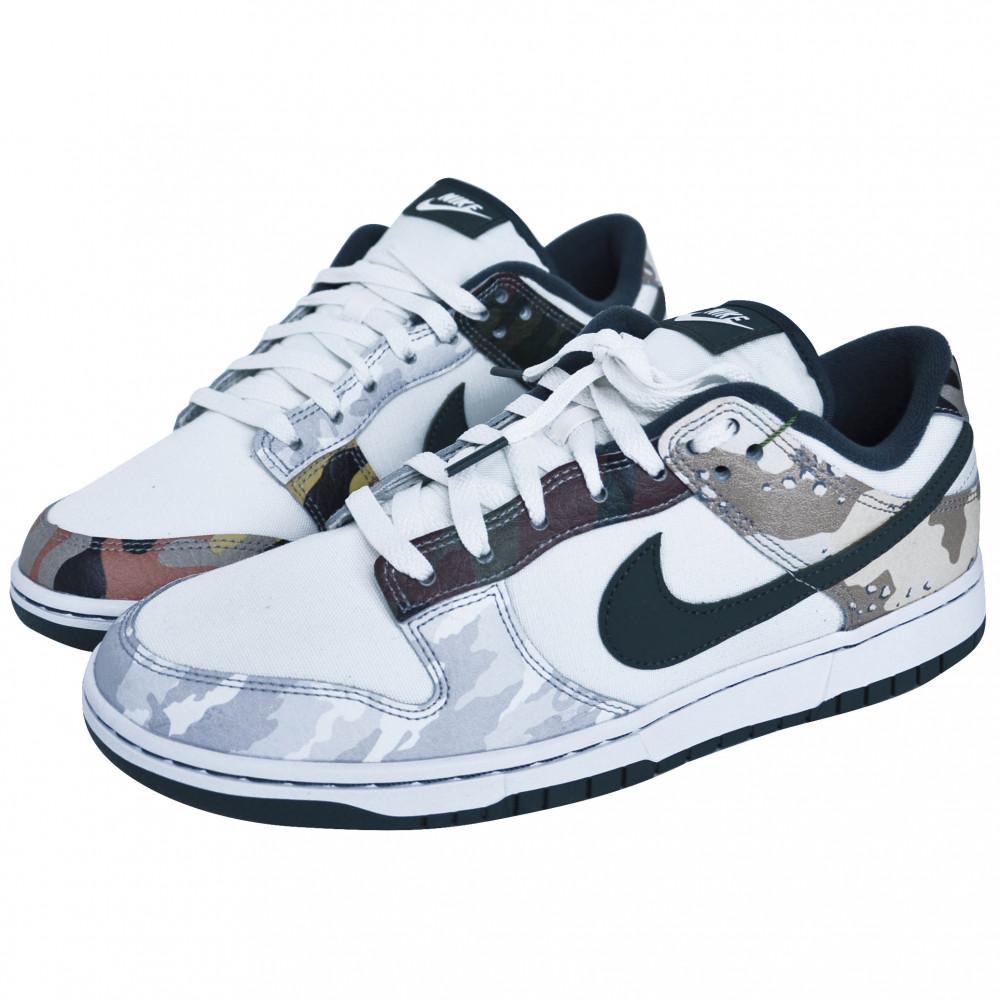 Nike Dunk Low SE (Multi-Camo)