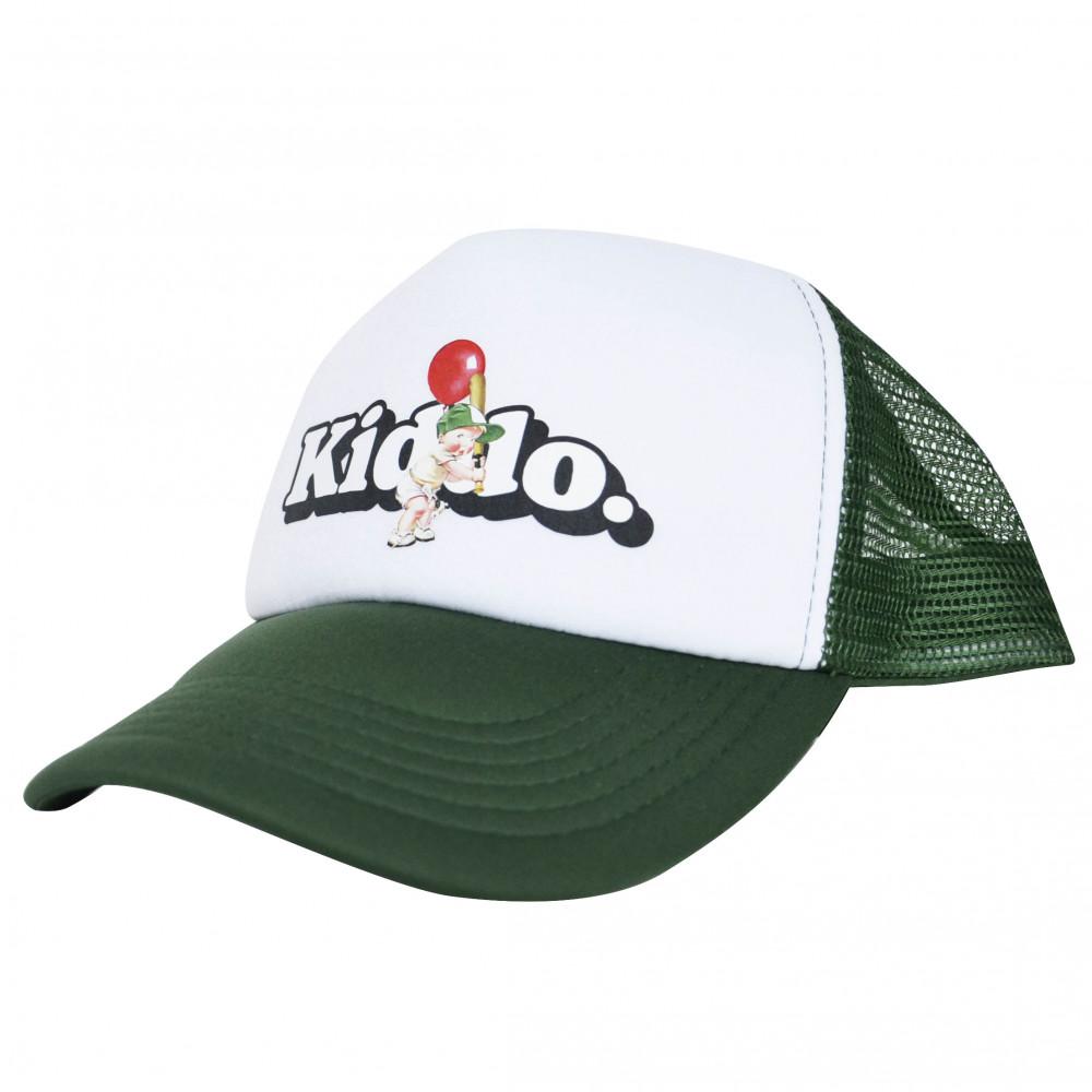 Shimmi Kiddo Trucker Cap (Green)