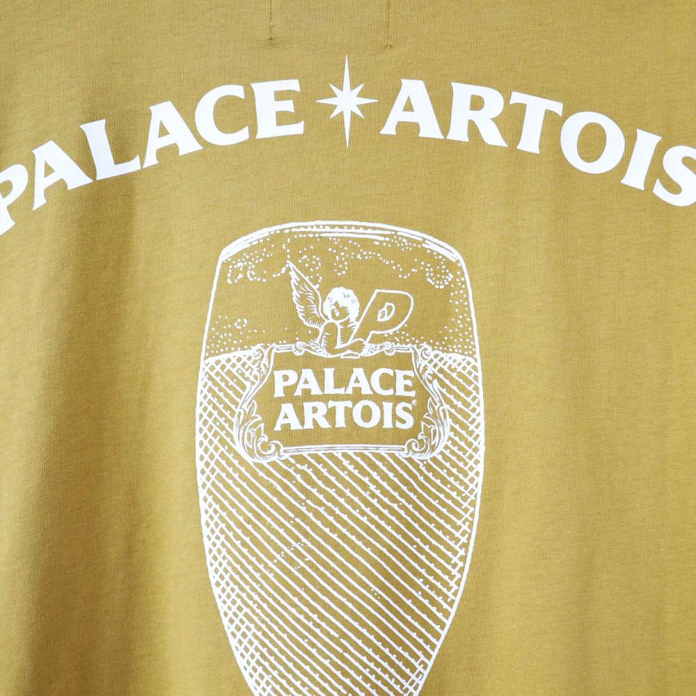 Palace x Stella Artois Chalice Tee (Gold)