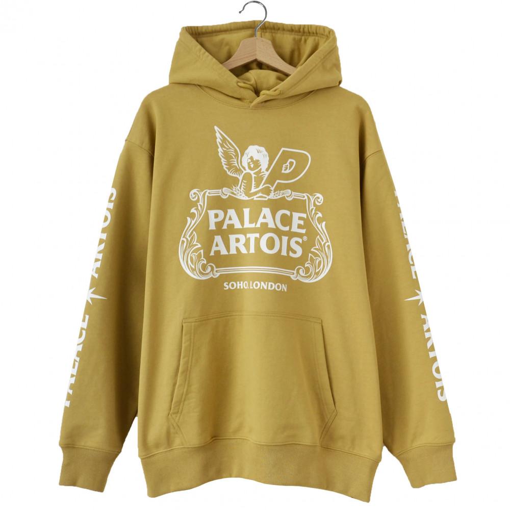 Palace x Stella Artois Chalice Hoodie (Gold)