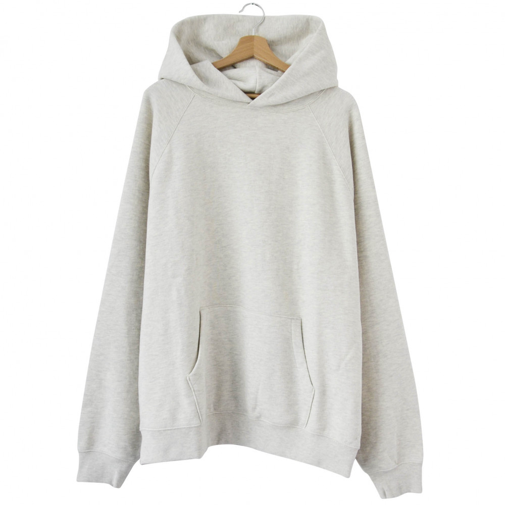 Essentials by Fear of God Hoodie (Light Heather)