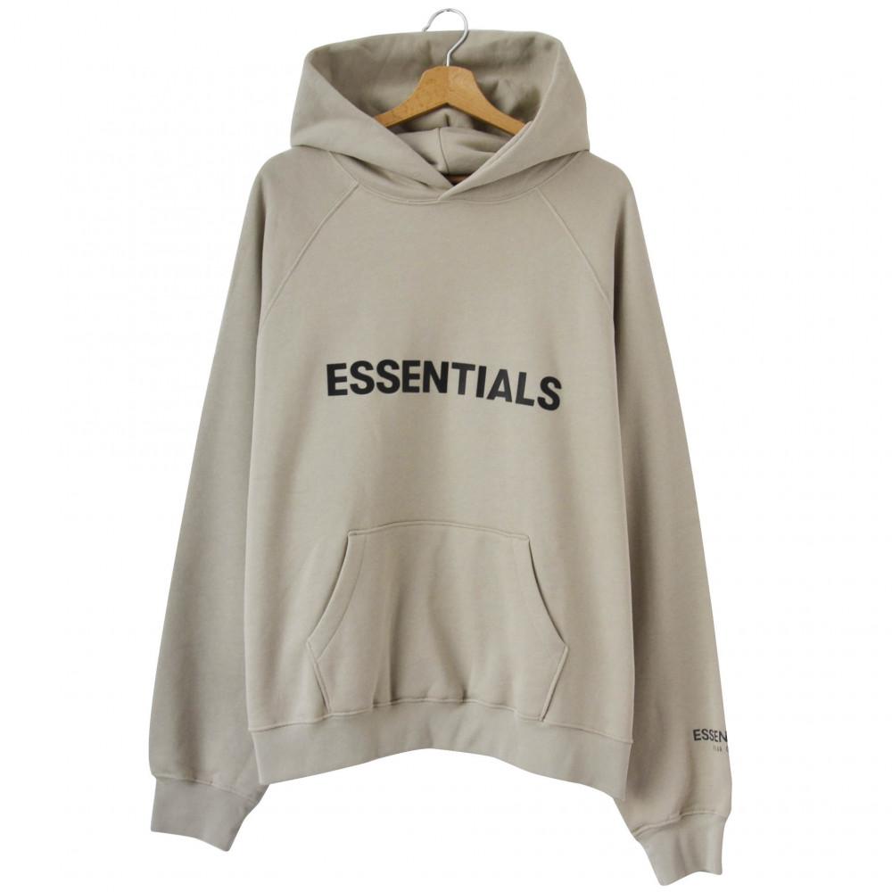 Essentials by Fear of God Applique Logo Hoodie (String)