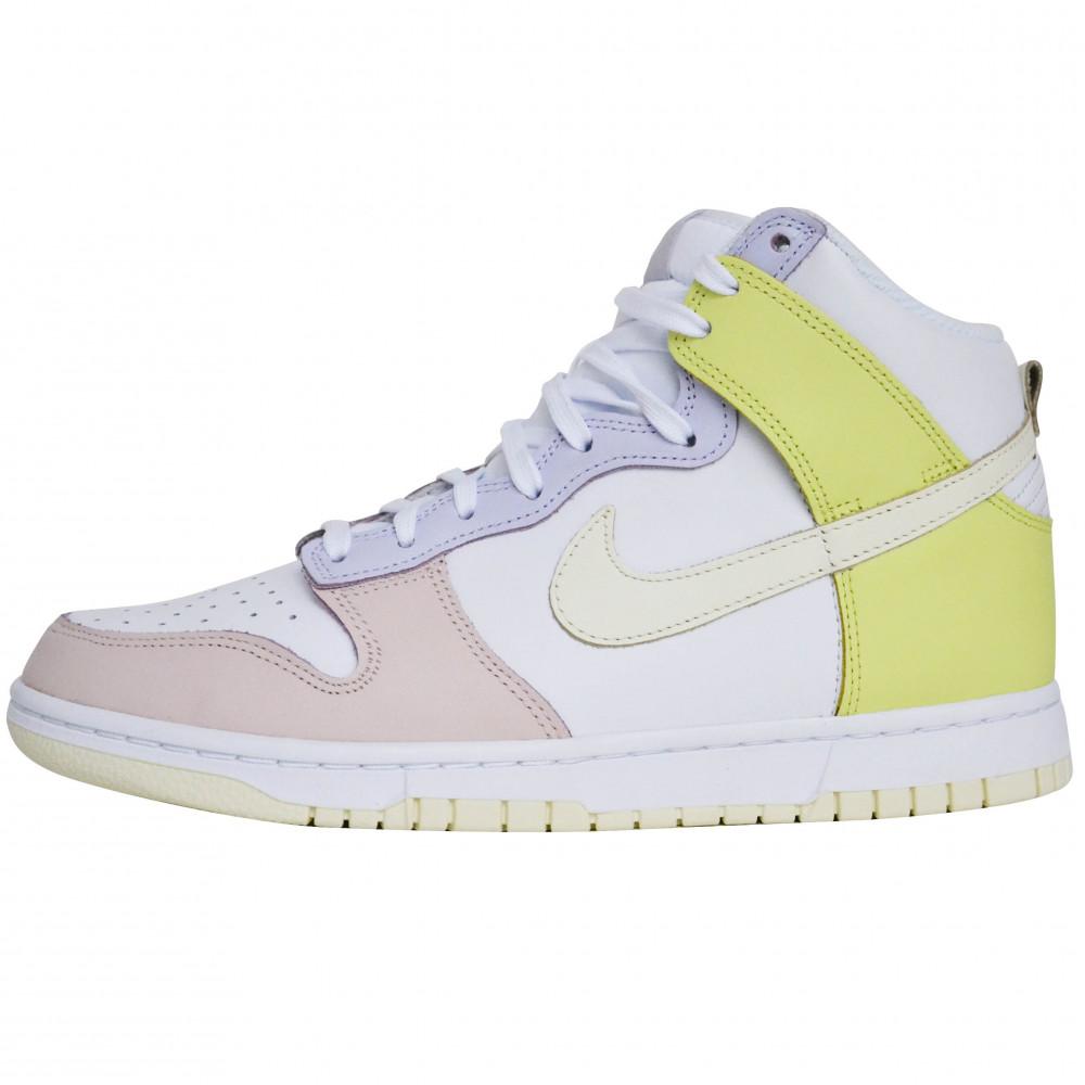 Nike Dunk High (Lemon Twist)