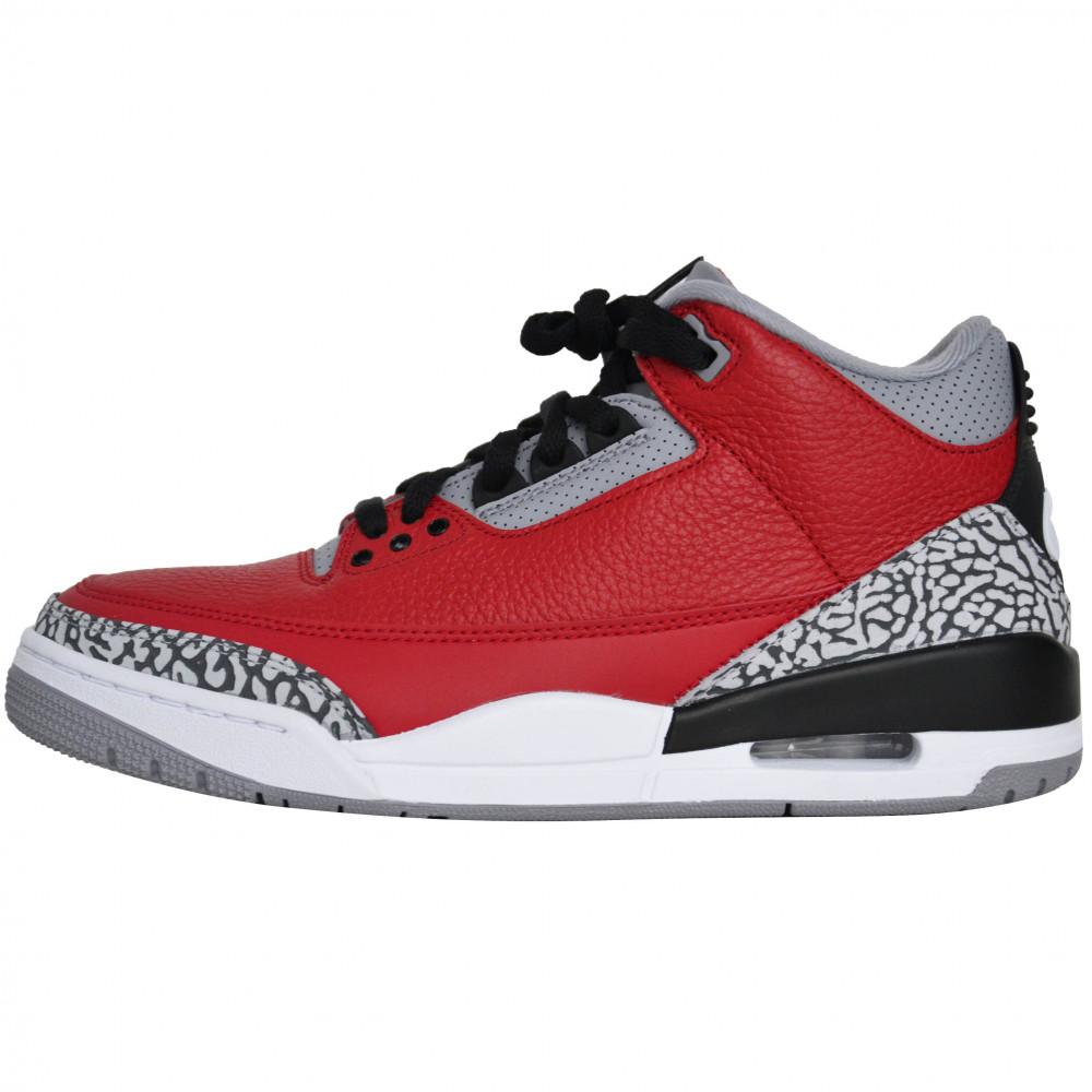 Nike Air Jordan 3 Retro (Red Cement)