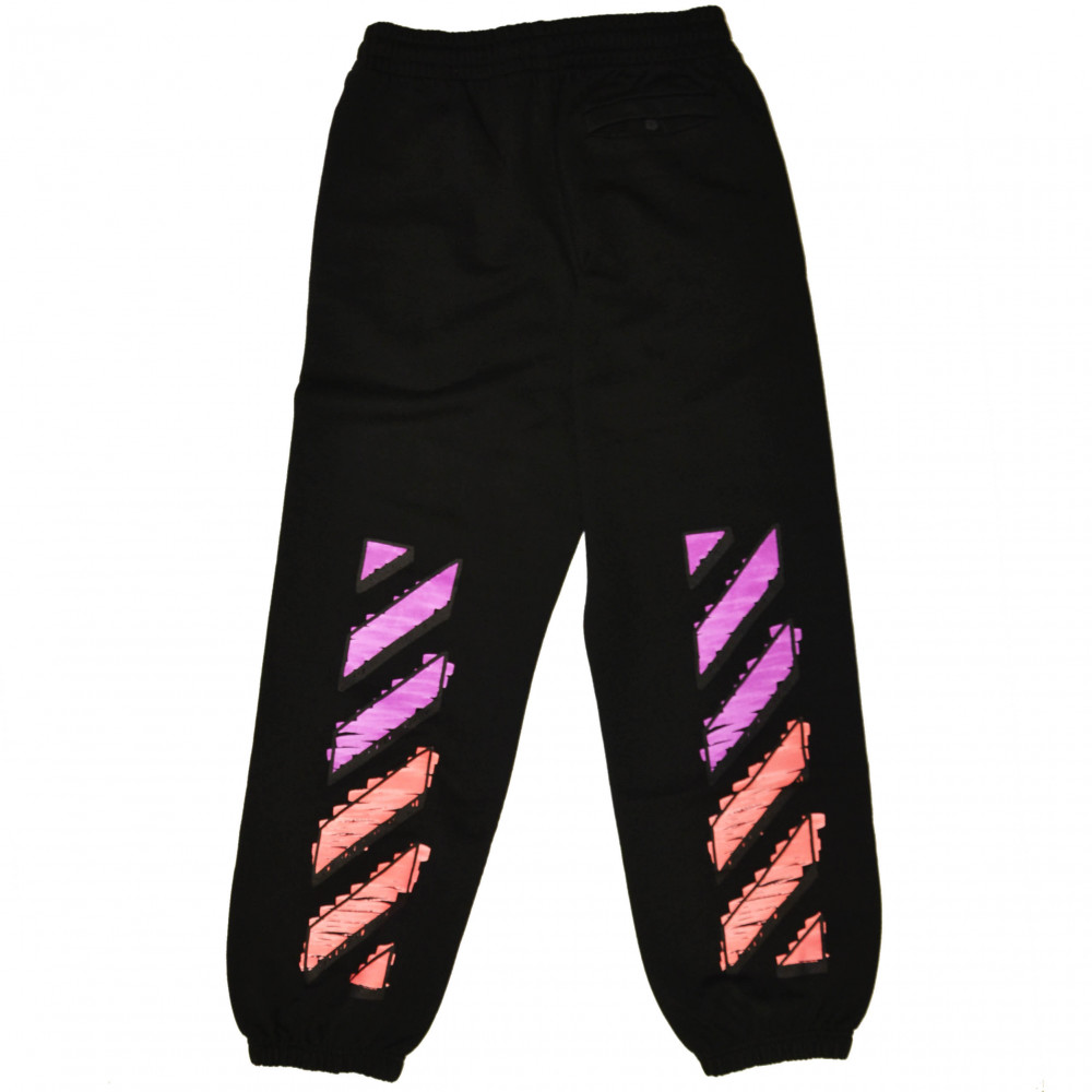 Off-White Arrow Marker Sweatpants (Black)