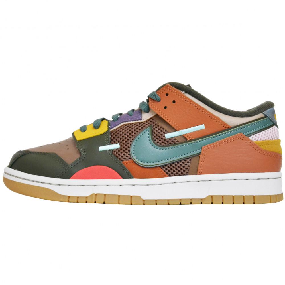 Nike Dunk Low Scrap (Archeo Brown)