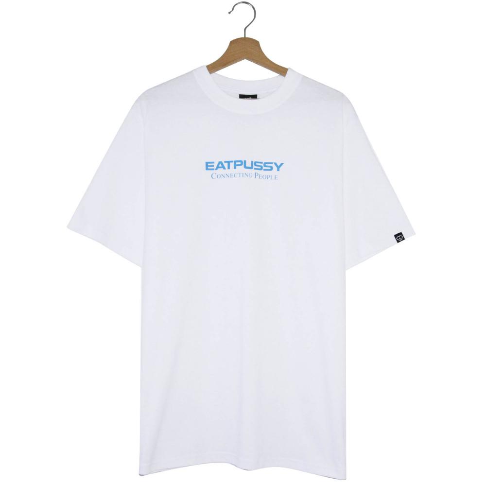 EATPUSSY Nokia Tee (White)