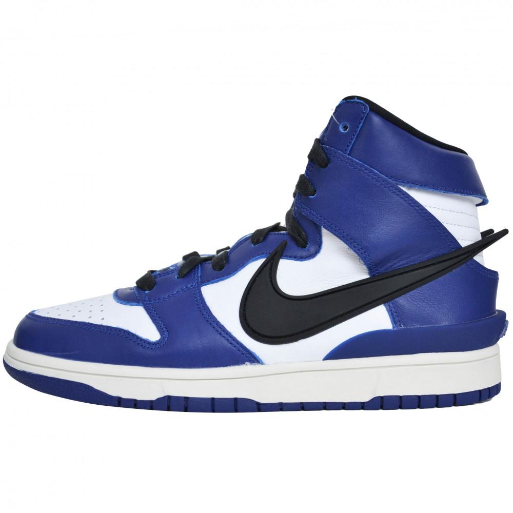 AMBUSH x Nike Dunk High (Royal)