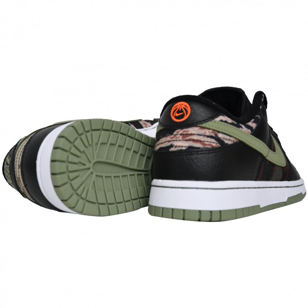 Nike Dunk Low SE (Green Camo)