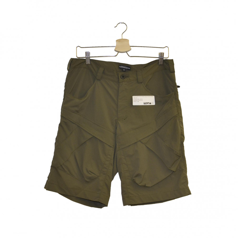 Riot Division RD-2PSM Cargo Shorts (Olive)