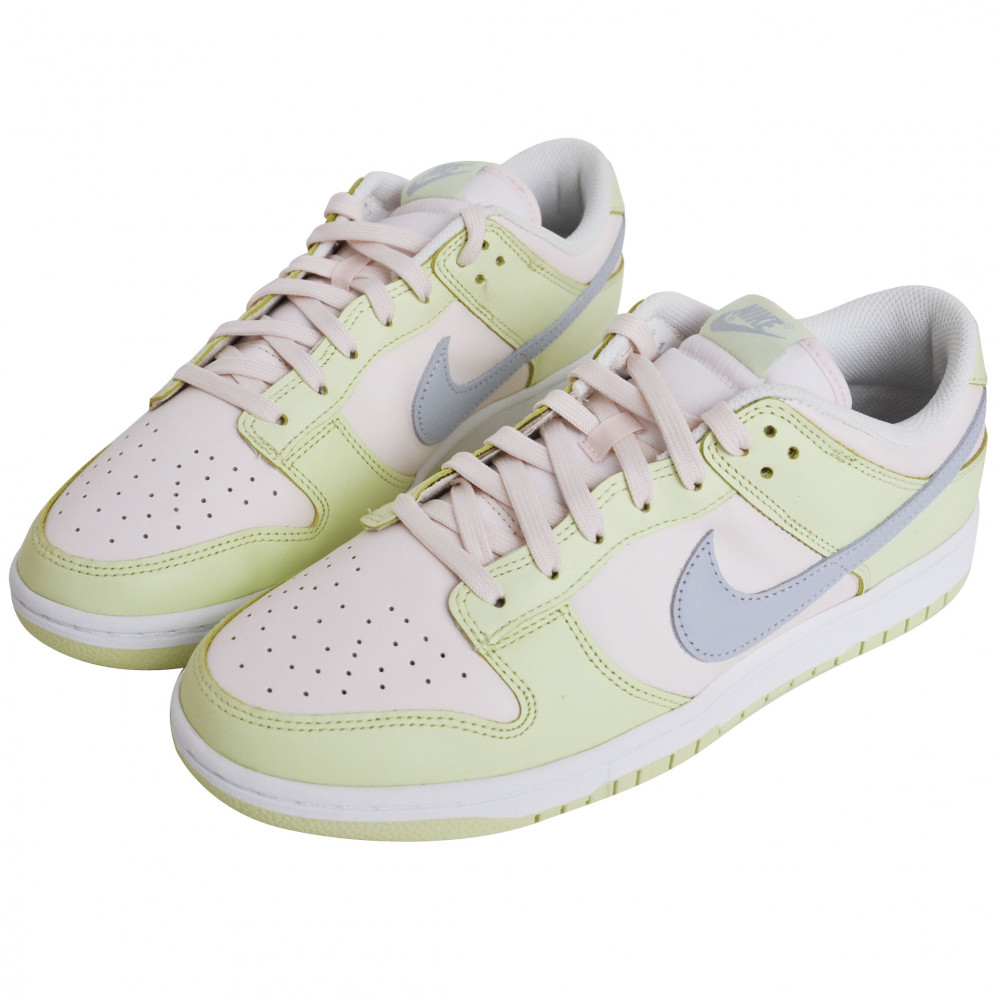 Nike Dunk Low WMNS (Ghost/Lime Ice)
