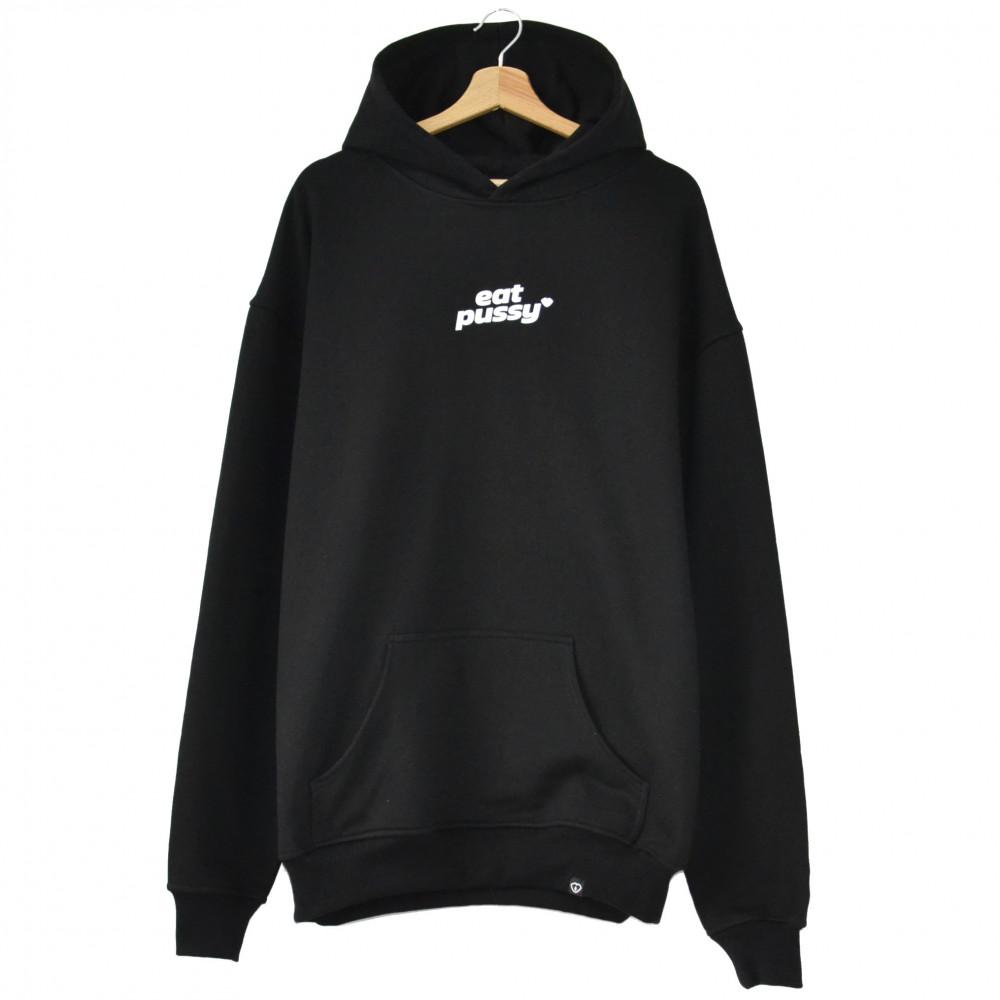 EATPUSSY Logo Heavy Hoodie (Black)