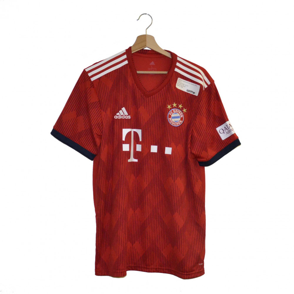 adidas Lewandowski Jersey (Red)