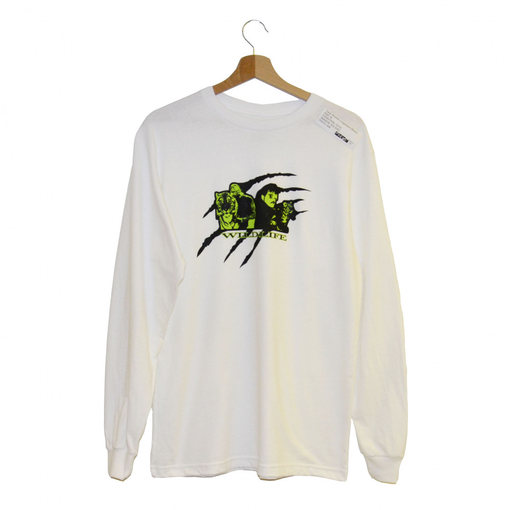 Yokai Wildlife Longsleeve (Black)