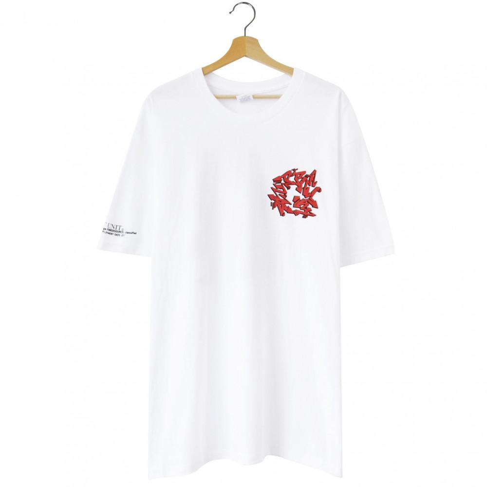 Supreme Support Unit Tee (White)