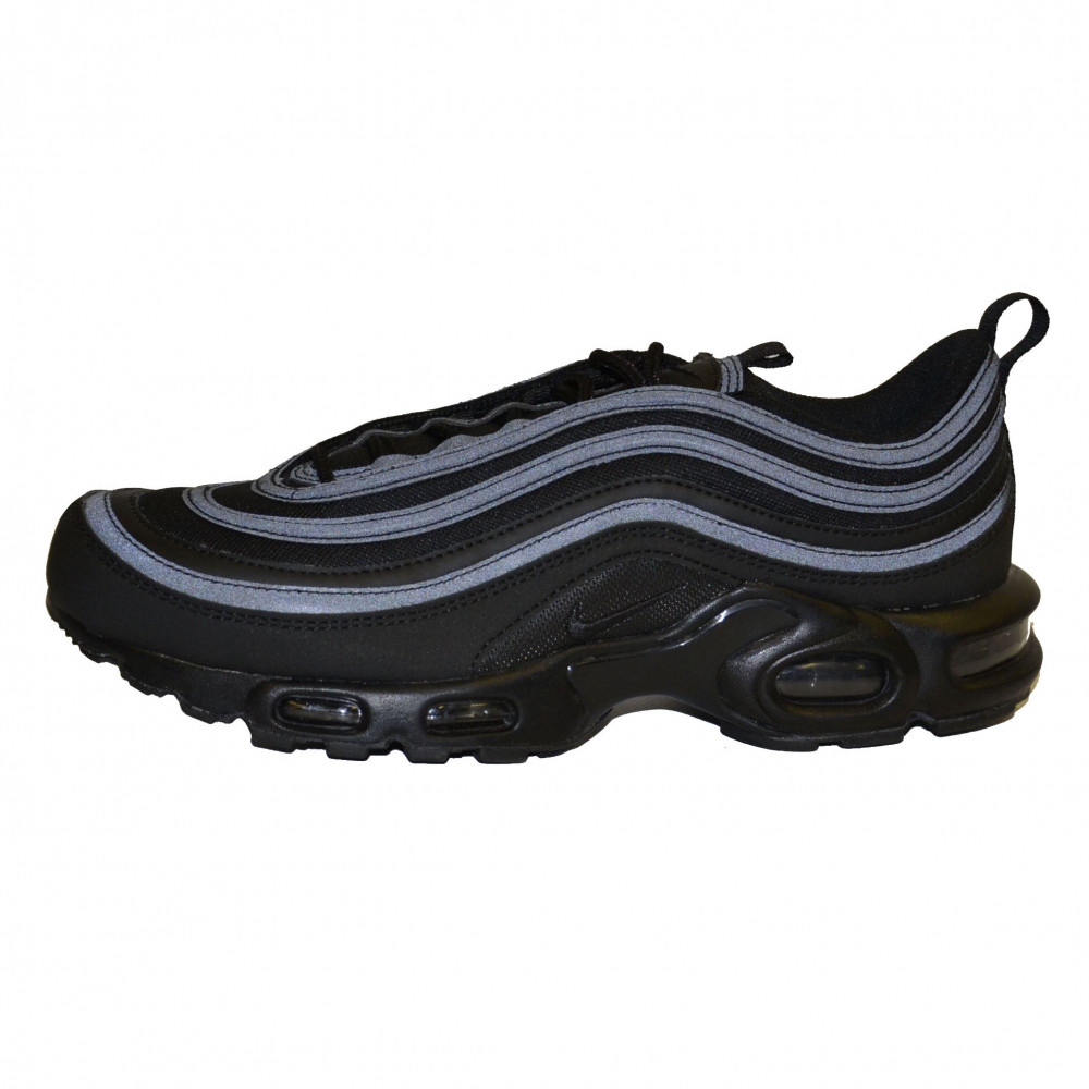 Nike Air Max Plus 97 (Black)
