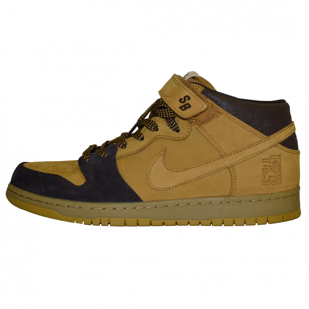 Nike SB Dunk Mid Pro Lewis Marnell (Cappucino)