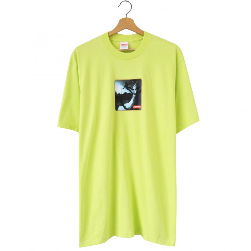 Supreme Shadow Tee (Neon Green)