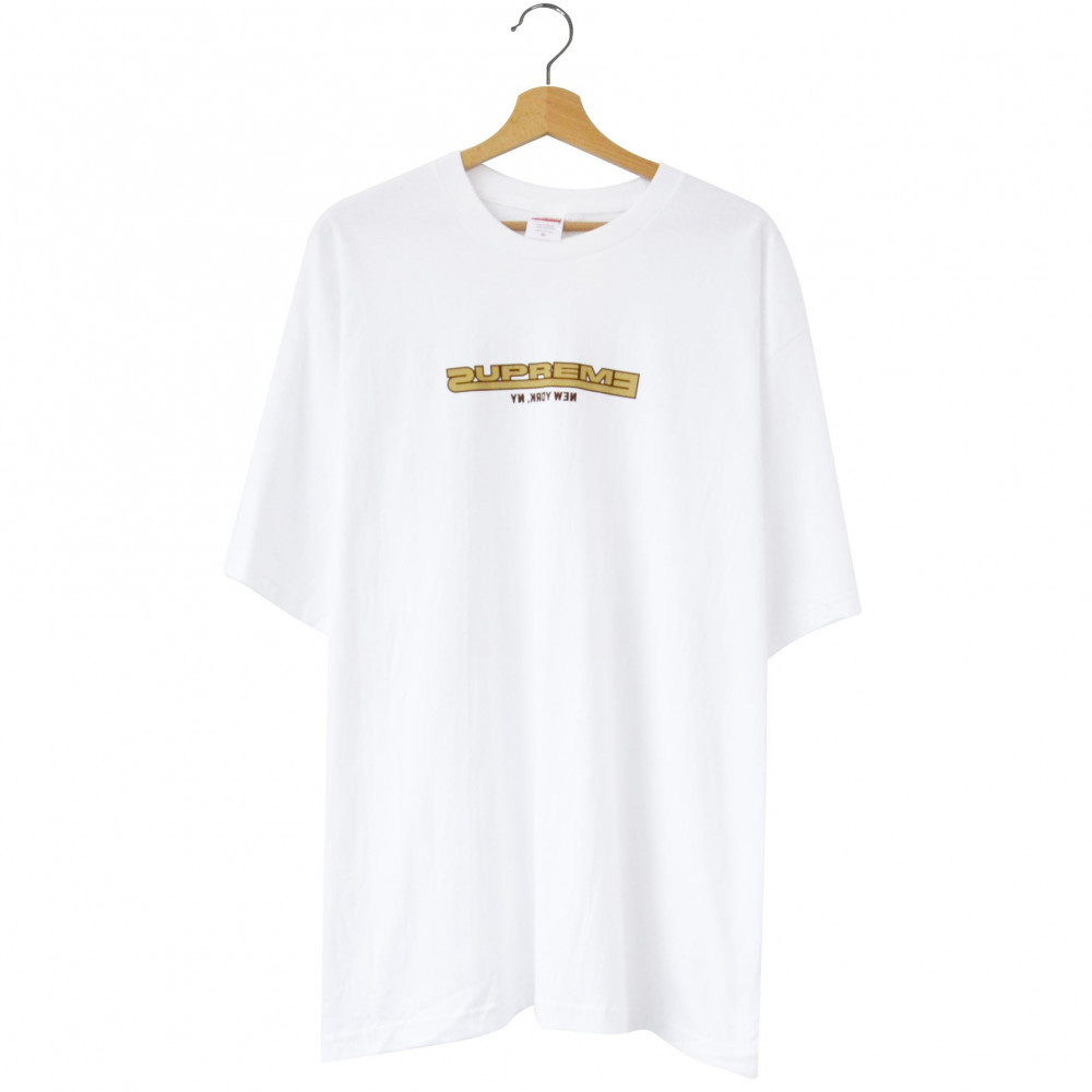 Supreme Connected Tee (White)