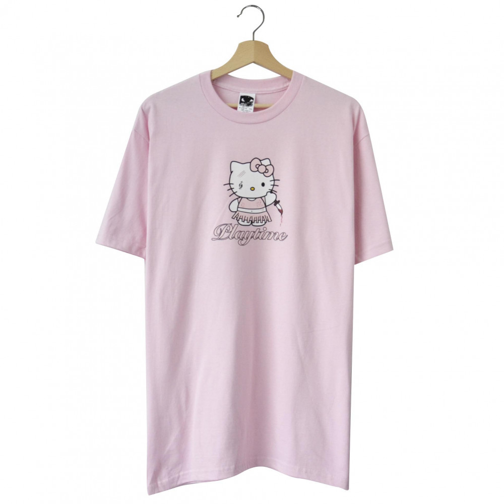 Distinct Playtime Tee (Pink)