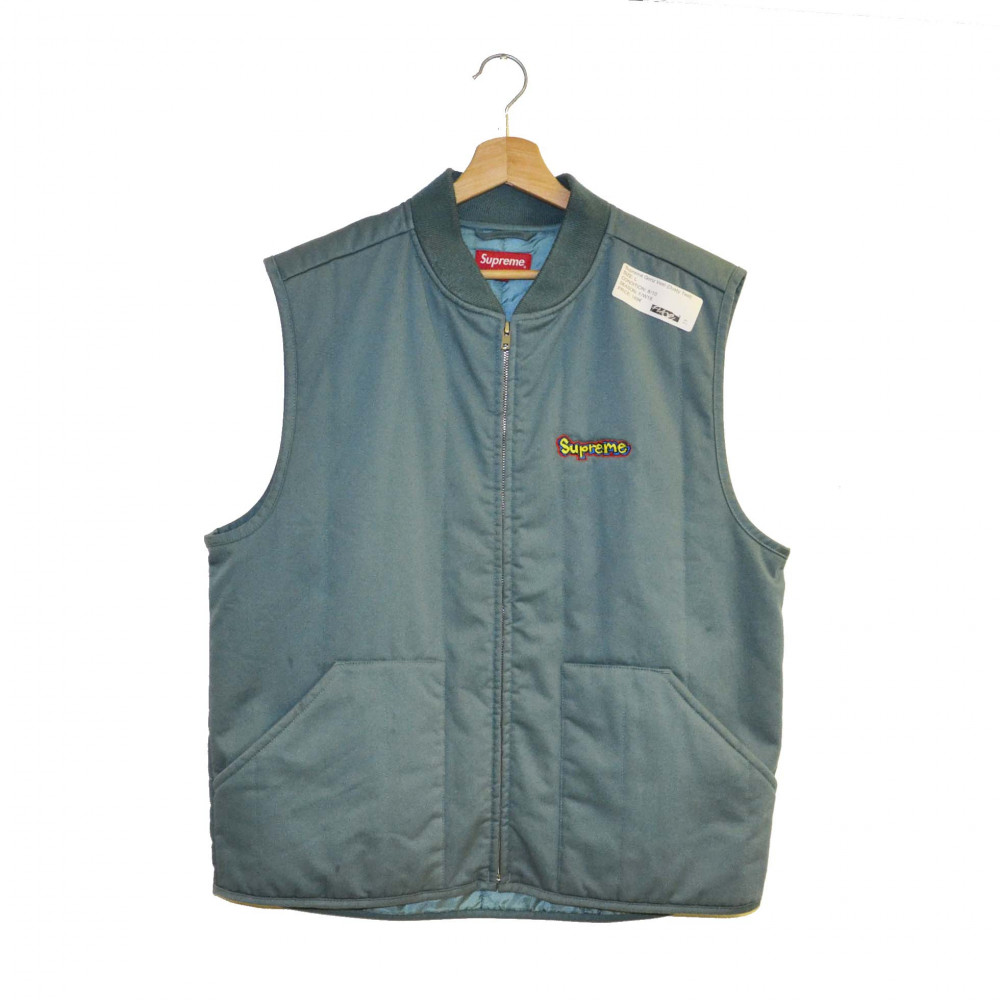 Supreme Gonz Vest (Dusty Teal)