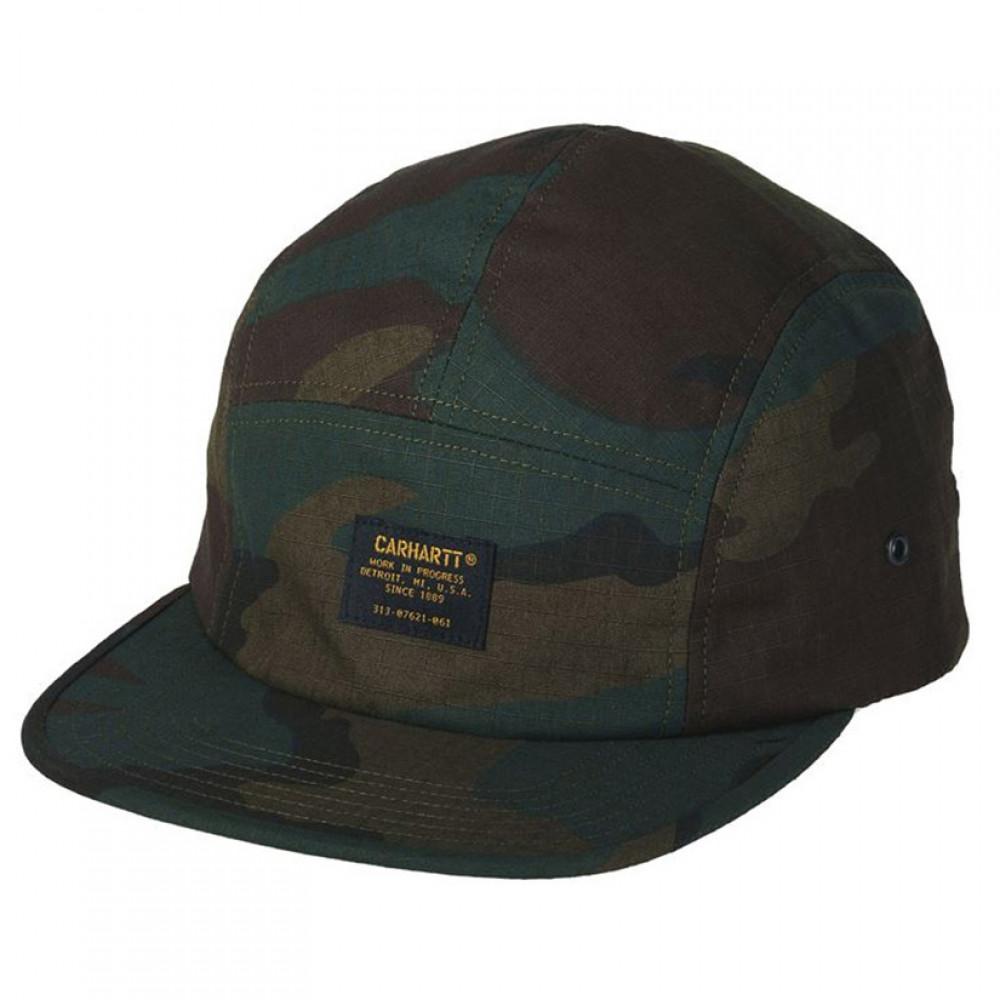 Carhartt WIP Ripstop Military Cap (Camo)