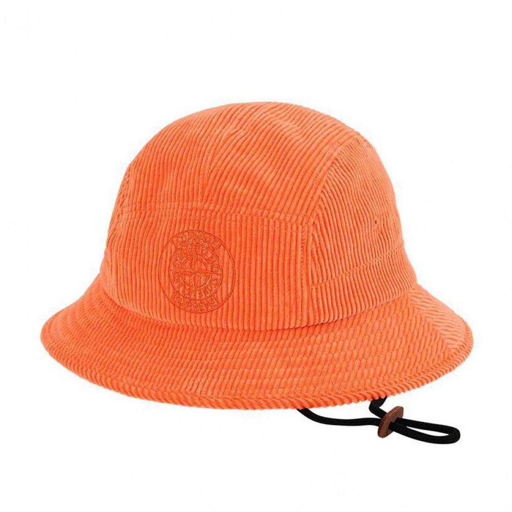 Supreme x Stone Island Corduroy Crusher (Orange)