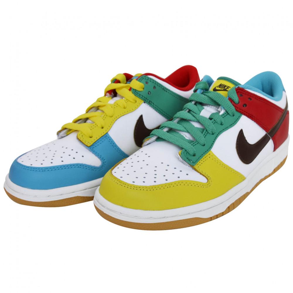 Nike Dunk Low Free 99 (White)