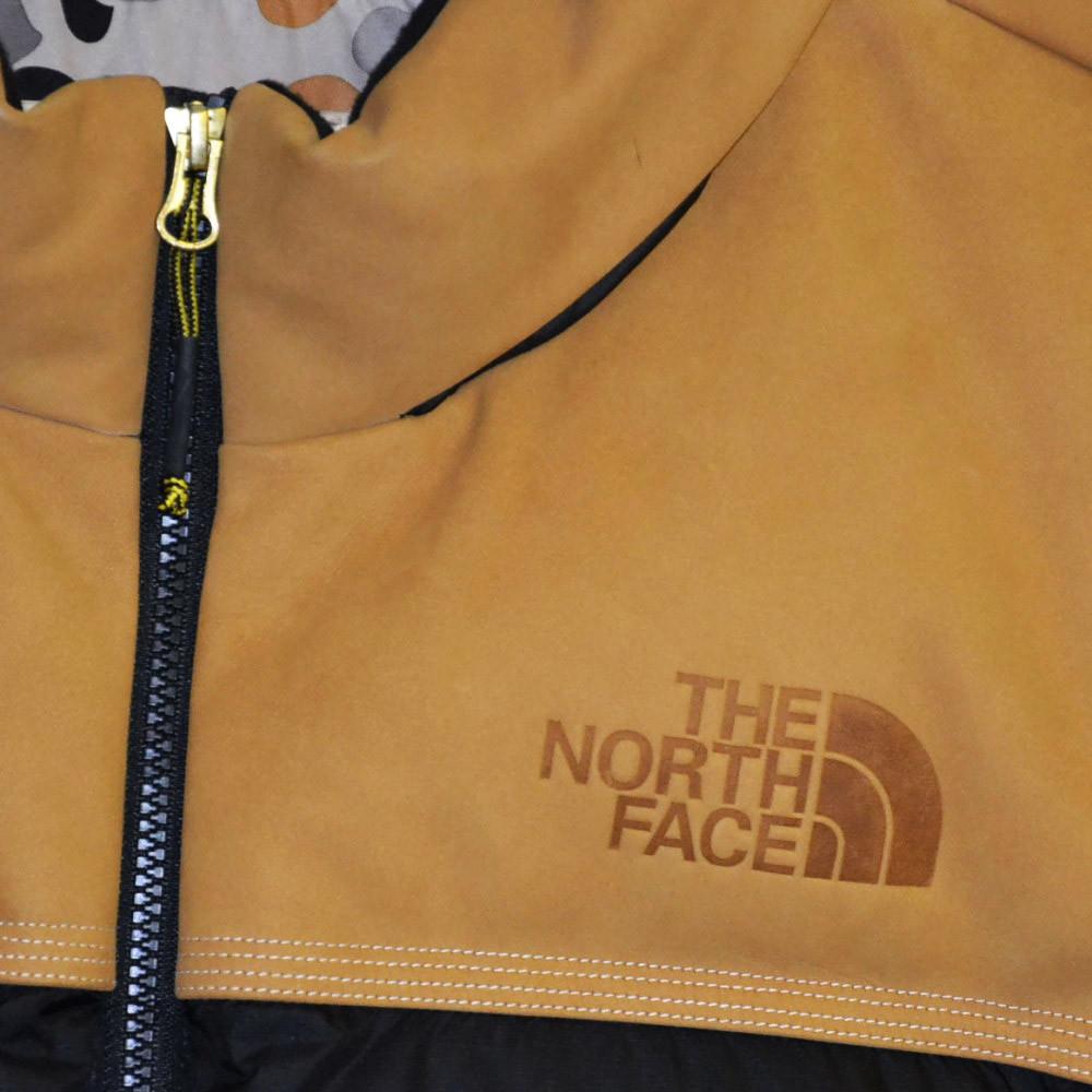 The North Face x Timberland Nuptse (Black)