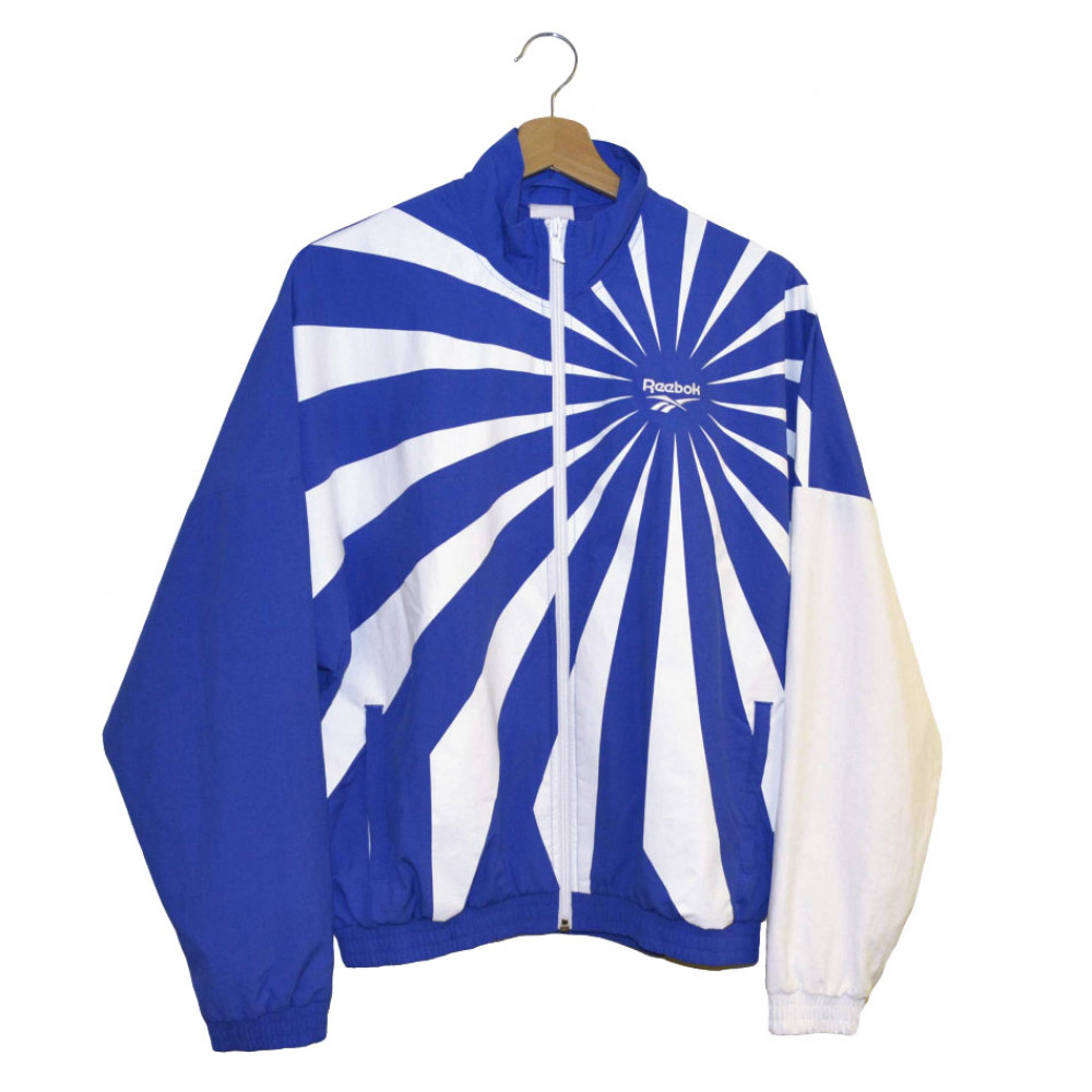 Reebok Spin Jacket (Blue/White)