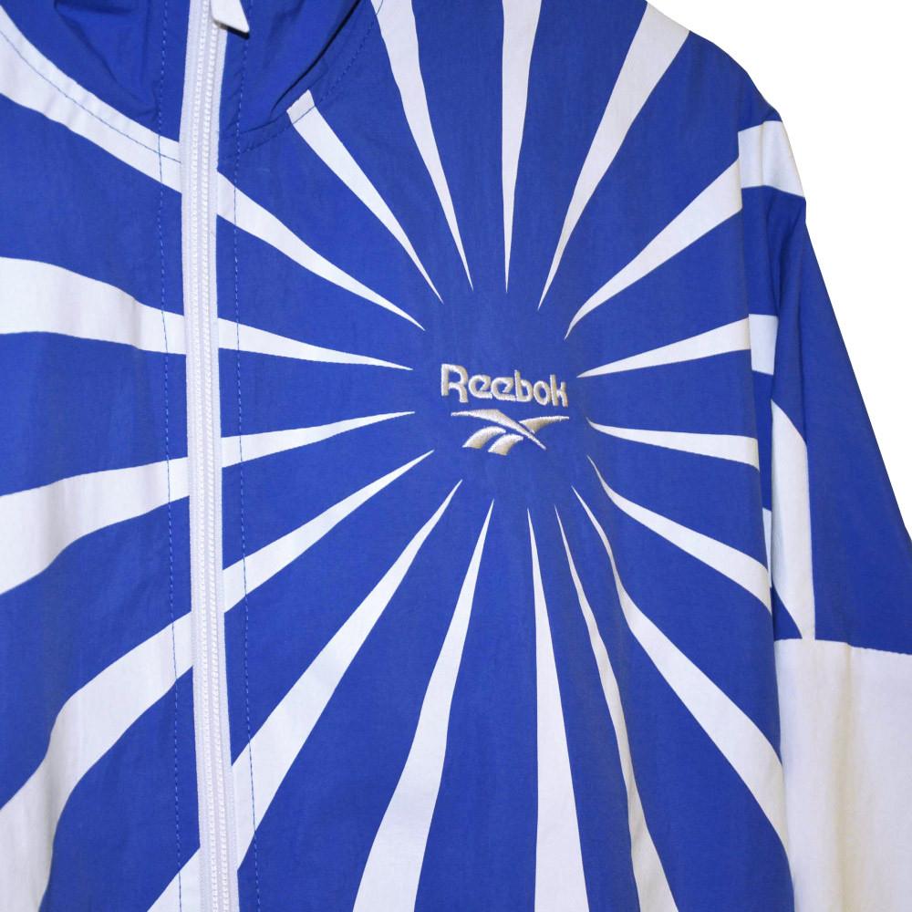 Reebok Spin Jacket (Blue/White)