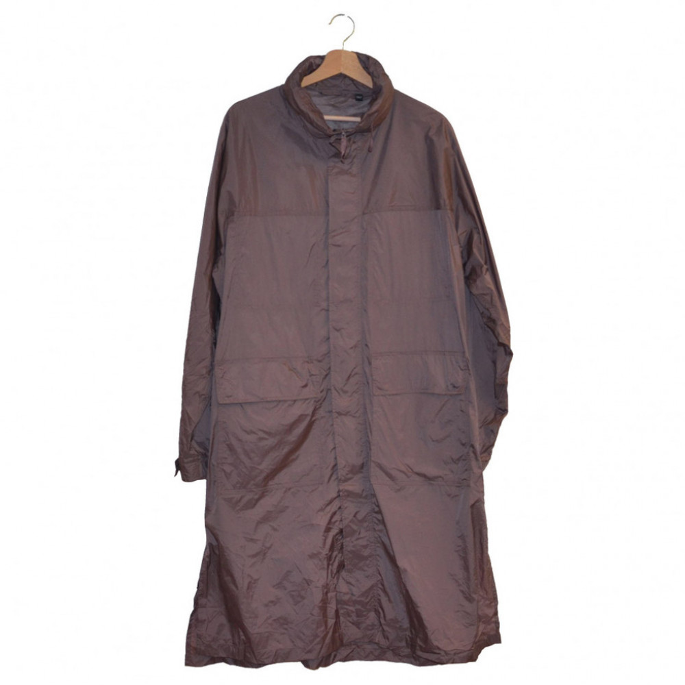 Uniqlo U Pocketable Coat (Purple)