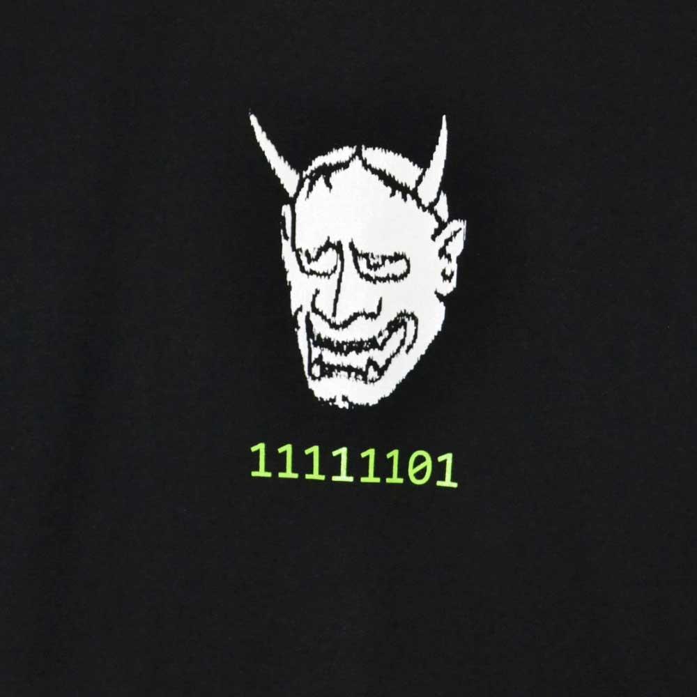 Yokai Club Binary Code Tee (Black)