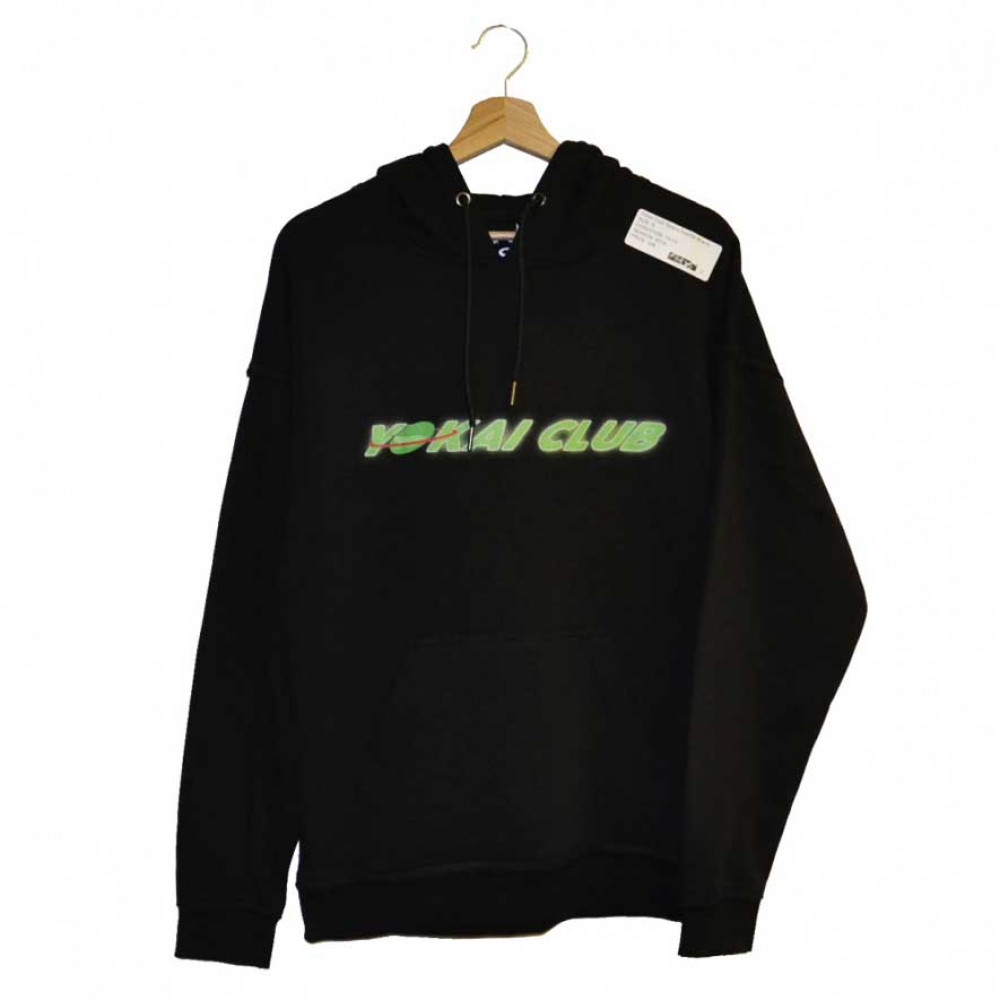 Yokai Club Space Hoodie (Black)
