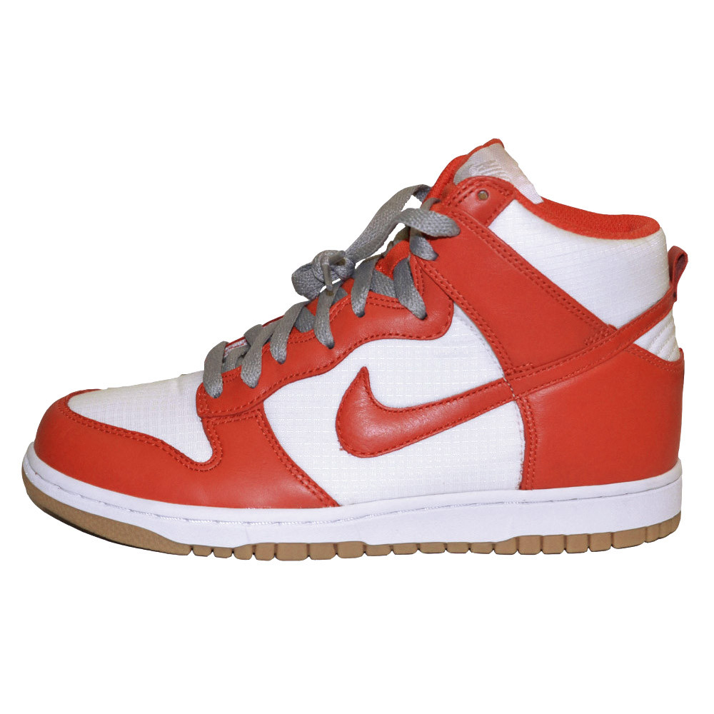 Nike Dunk High (Team Orange)
