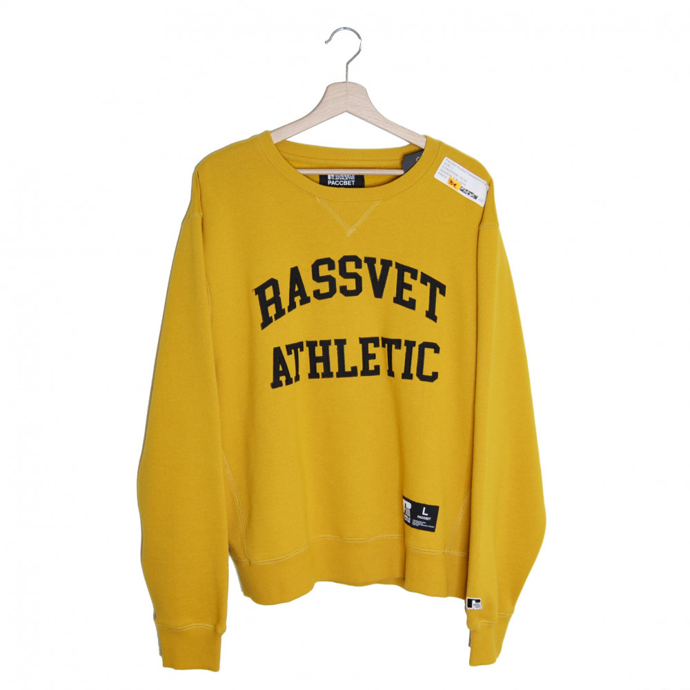 Paccbet Russell Sweatshirt (Yellow)