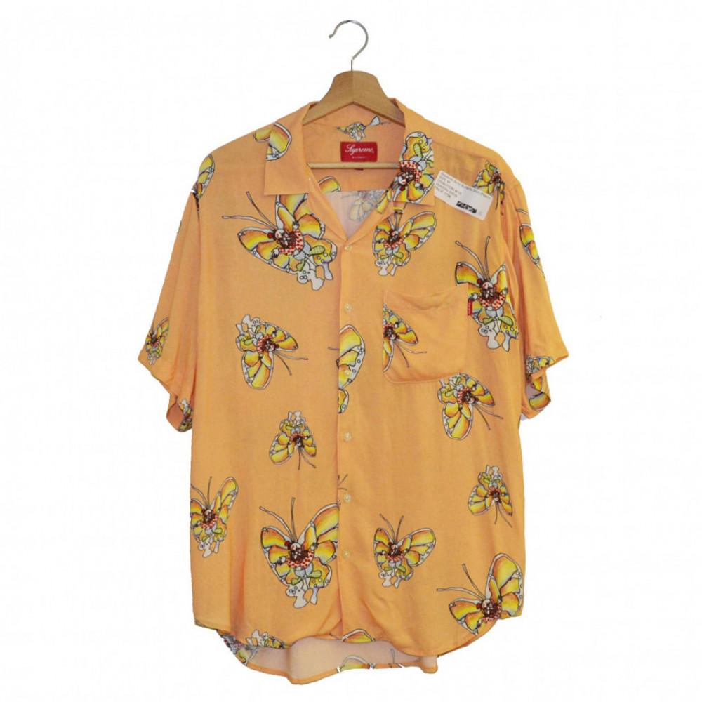 Supreme Gonz Butterfly Shirt (Peach)
