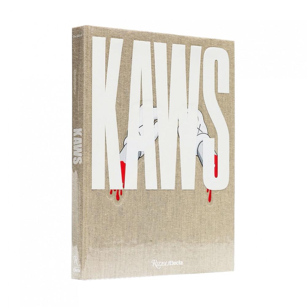 Kaws x Rizolli 1993-2010 Book (Beige)