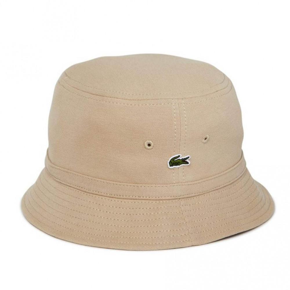 Lacoste Bucket Hat (Beige)