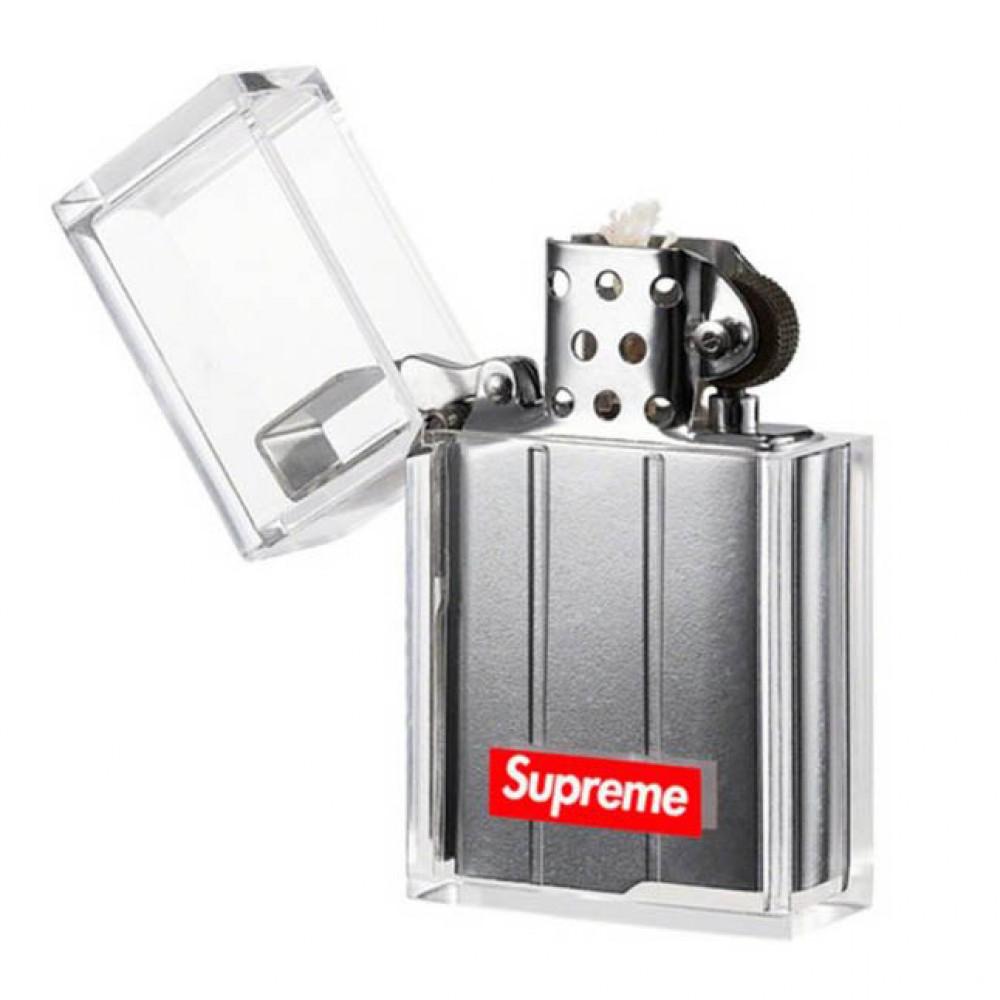 Supreme Tsubota Pearl Hard Lighter (Clear)
