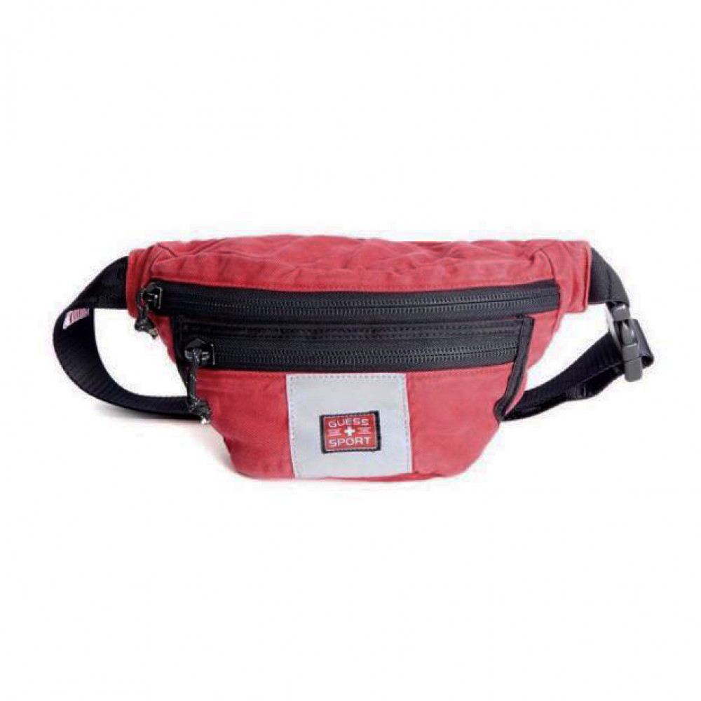 Guess x P+F Waistbag (Red)